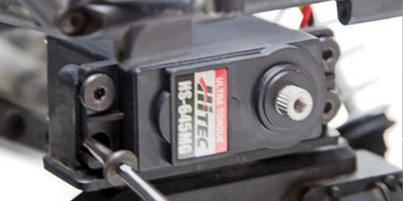 How To  Upgrade Your Steering With A New Servo