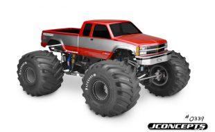 JConcepts 1988 Chevy Silverado Monster Truck Body