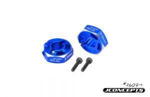JConcepts B6, B6D, B64, & T5M Lightweight Hex Adaptors (2)