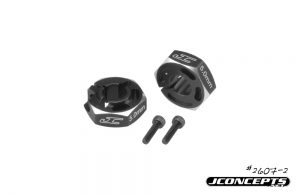JConcepts B6, B6D, B64, & T5M Lightweight Hex Adaptors (3)