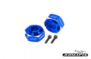 JConcepts B6, B6D, B64, & T5M Lightweight Hex Adaptors (6)