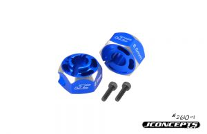 JConcepts B6, B6D, B64, & T5M Lightweight Hex Adaptors (8)