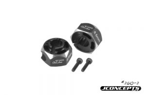 JConcepts B6, B6D, B64, & T5M Lightweight Hex Adaptors (9)