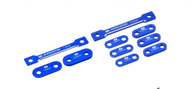 JConcepts B6 & B6D Suspension Aluminum Shim Sets