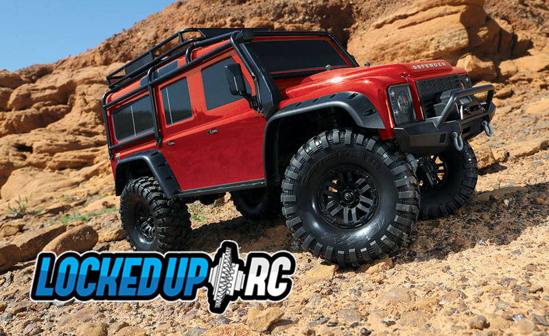 Locked Up RC Wants To Give You A Traxxas TRX-4a