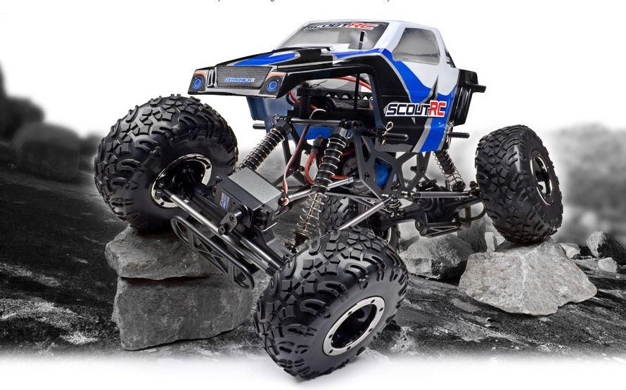 Maverick RTR Scout Rock Crawler (4)