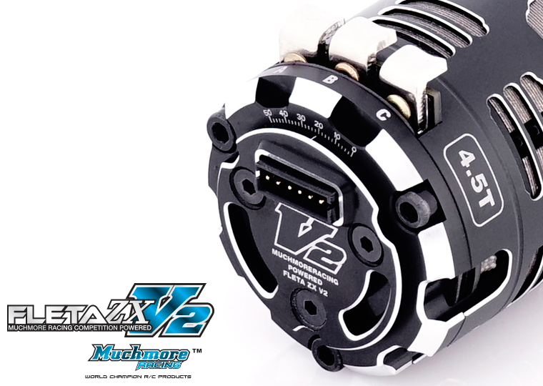 Muchmore Racing Fleta ZX V2 Mod Motors (4)