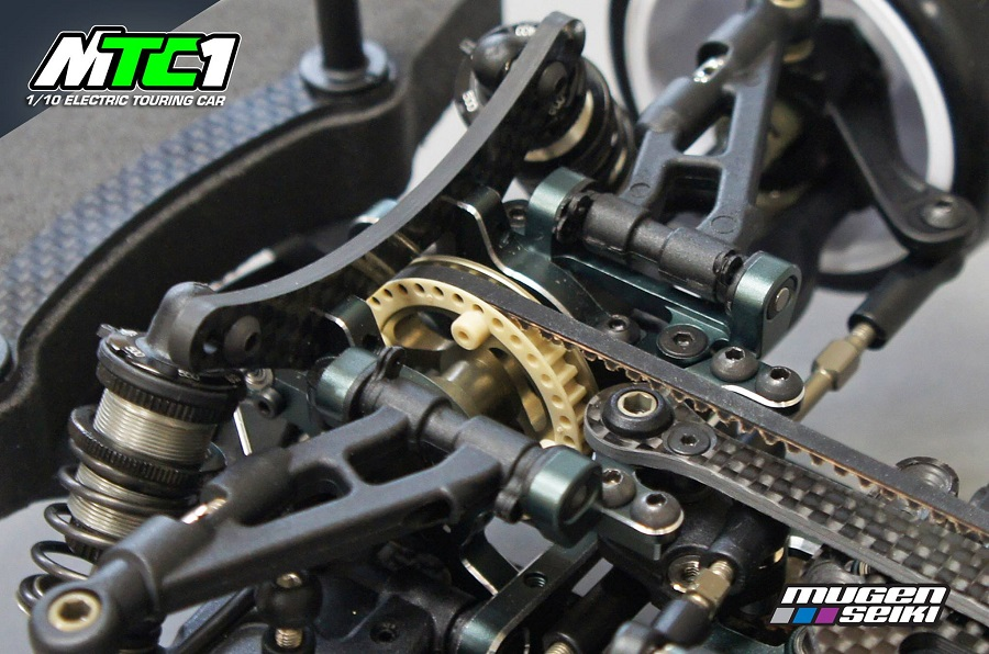 Mugen Seiki MTC1 Electric Touring Car Kit (10)