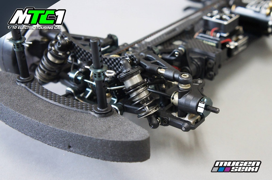 Mugen Seiki MTC1 Electric Touring Car Kit (11)