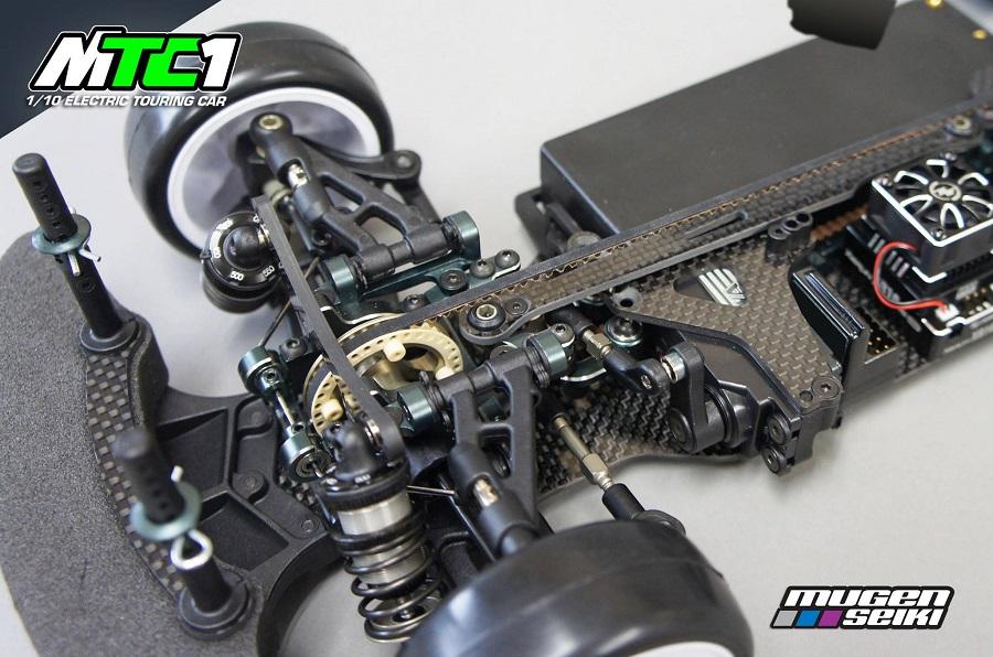 Mugen Seiki MTC1 Electric Touring Car Kit (2)