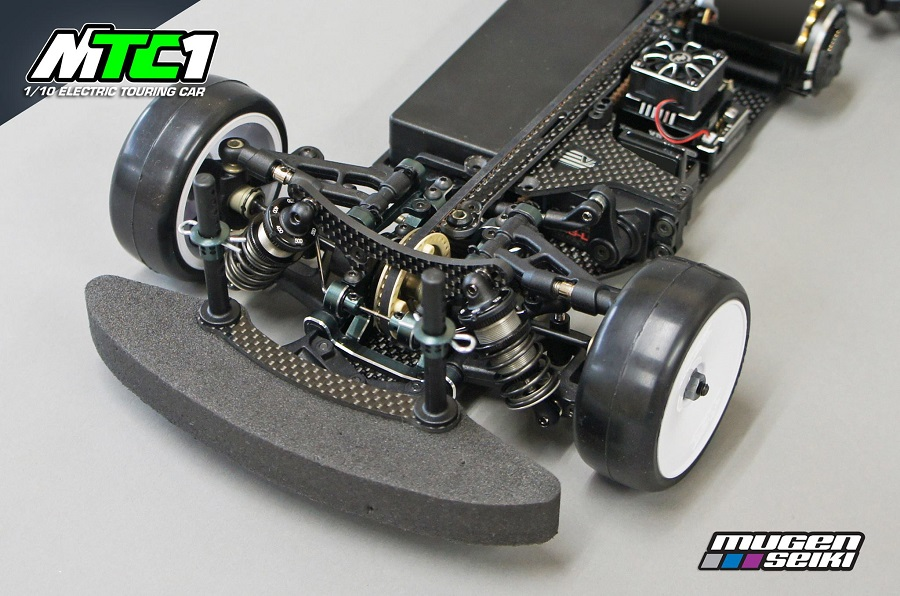Mugen Seiki MTC1 Electric Touring Car Kit (3)