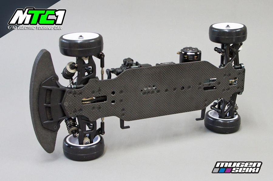 Mugen Seiki MTC1 Electric Touring Car Kit (4)