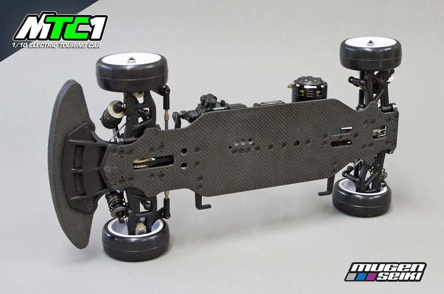 Mugen Seiki MTC1 Electric Touring Car Kit (4)