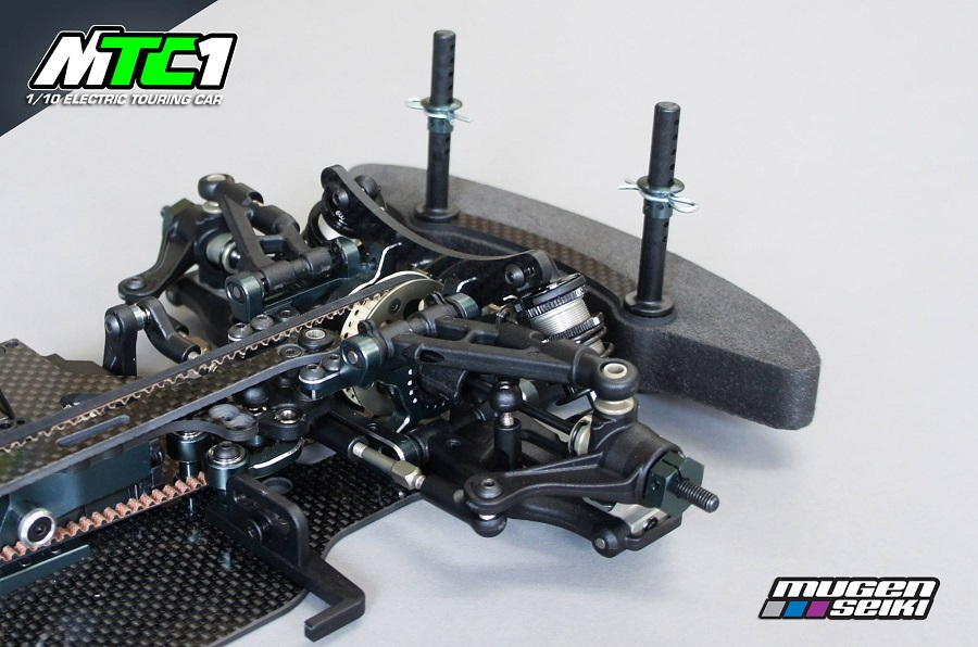 Mugen Seiki MTC1 Electric Touring Car Kit (5)