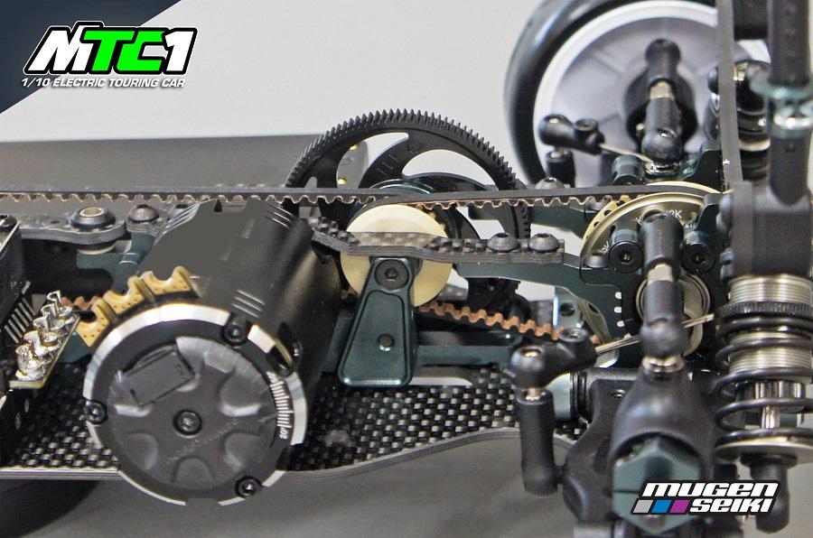 Mugen Seiki MTC1 Electric Touring Car Kit (7)