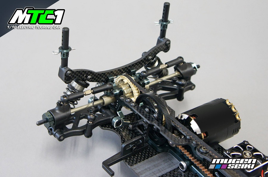 Mugen Seiki MTC1 Electric Touring Car Kit (8)