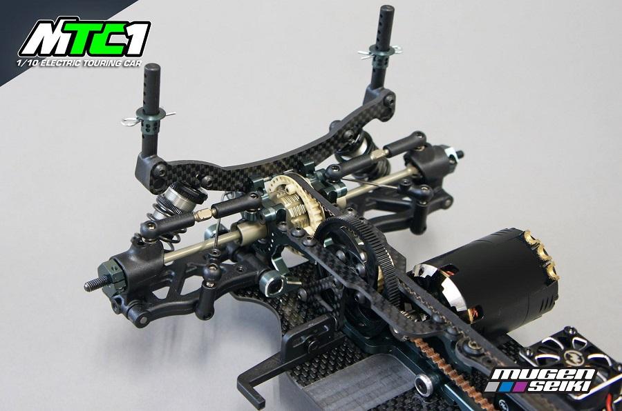 Mugen Seiki MTC1 Electric Touring Car Kit (8)