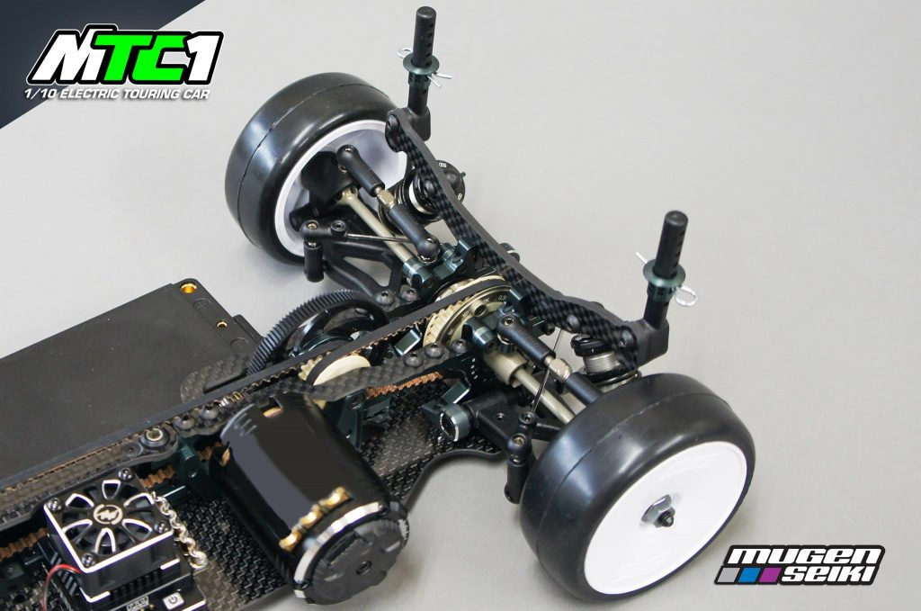 Mugen Seiki MTC1 Electric Touring Car Kit (9)