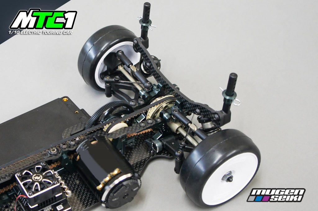 Mugen Seiki MTC1 Electric Touring Car Kit (9)
