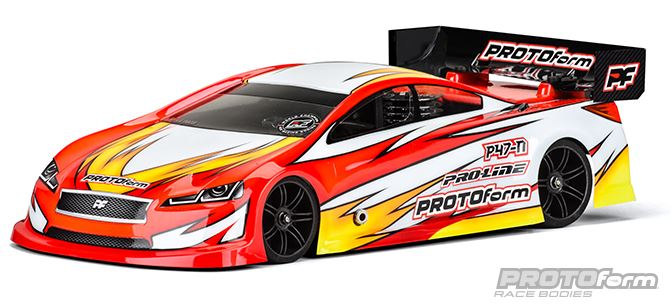 PROTOform P47-N Nitro Touring Car Clear Body (1)