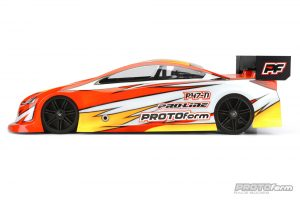 PROTOform P47-N Nitro Touring Car Clear Body (2)