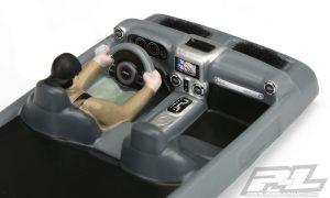 Pro-Line Ambush 4x4 Jeep Wrangler Rubicon Clear Body (3)