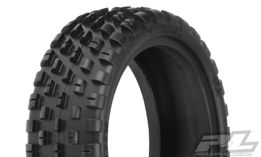 Pro-Line Wide Wedge 2wd Carpet Buggy Front Tires (1)