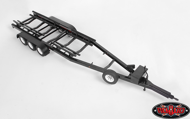 RC4WD BigDog 1_10 Triple Axle Scale Boat Trailer (2)