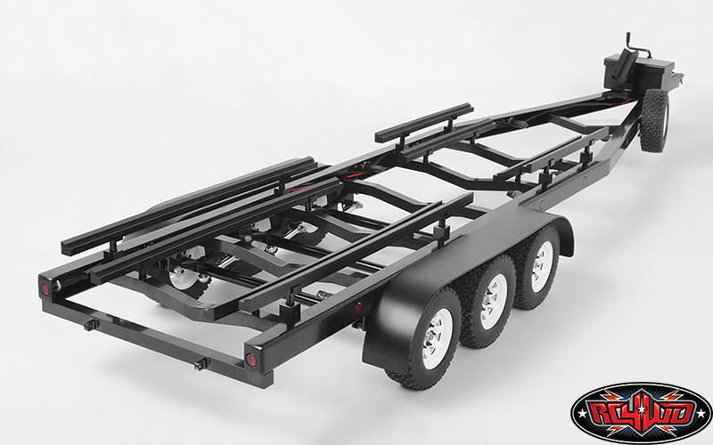 RC4WD BigDog 1_10 Triple Axle Scale Boat Trailer (3)