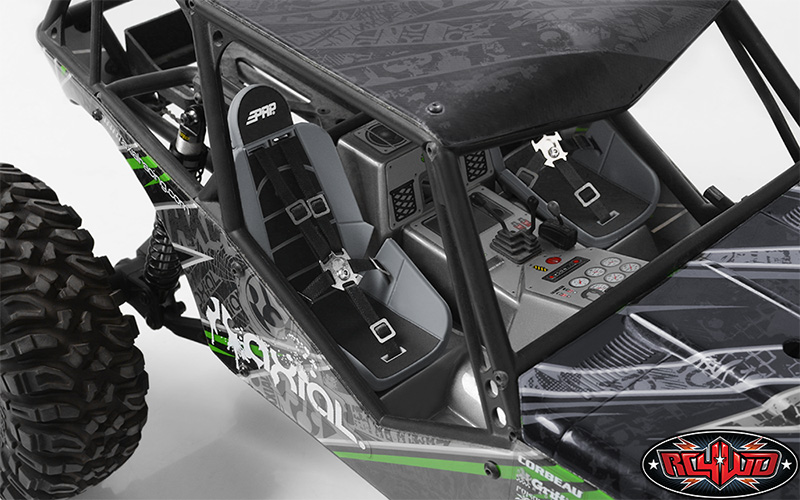 RC4WD PRP Lightweight Competition Pro Seat (6)