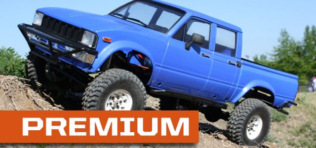 Tested: RC4WD Trail Finder 2 LWB [PREMIUM EXCLUSIVE]