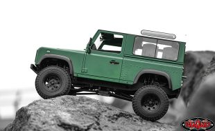 RC4WD RTR Gelande II Truck With Defender D90 Body Set