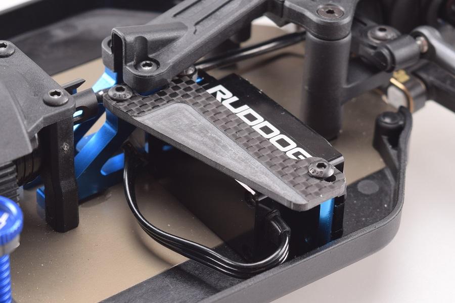 RDRP B64 Carbon Fiber Battery Plate & Servo Plate (7)