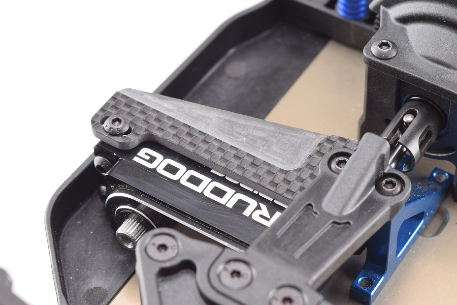 RDRP B64 Carbon Fiber Battery Plate & Servo Plate (8)