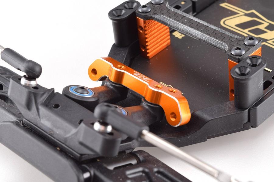 RDRP XB2 Aluminium Steering Plate (3)