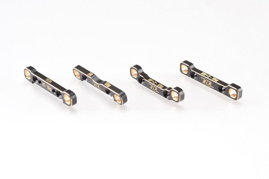 RDRP XB4 Brass Suspension Mounts (1)