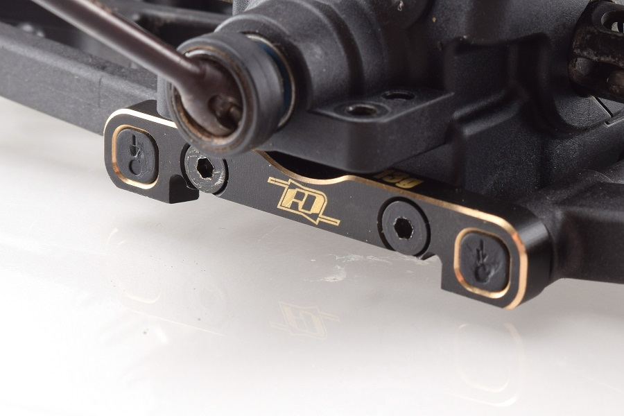 RDRP XB4 Brass Suspension Mounts (4)