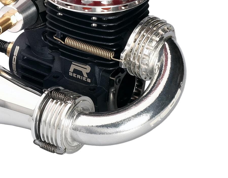 REDS Racing Exhaust Manifold (2)