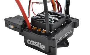 RPM ESC Cage For The Castle Mamba X ESC