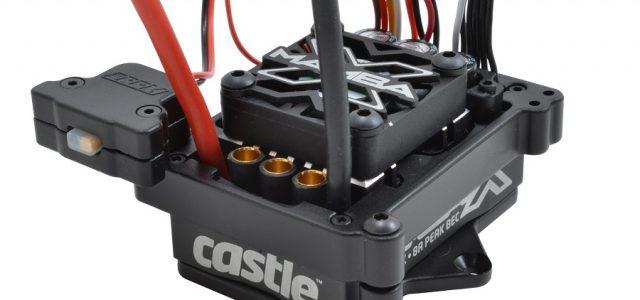 RPM ESC Cage For The Castle Mamba X ESC