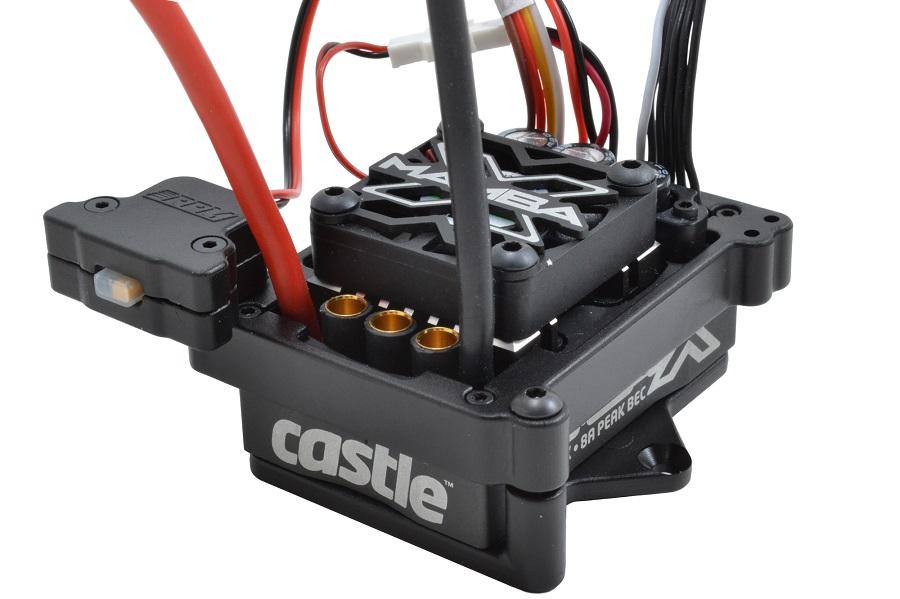 RPM ESC Cage For The Castle Mamba X ESC (1)
