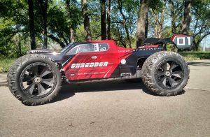 Redcat Shredder RTR 1_6 Brushless Electric Monster Truck (1)