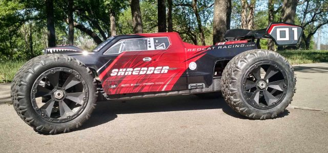 Redcat Shredder RTR 1/6 Brushless Electric Monster Truck