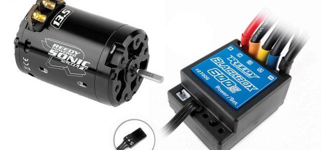Reedy Blackbox 600Z ESC & Sonic 540-FT Combos