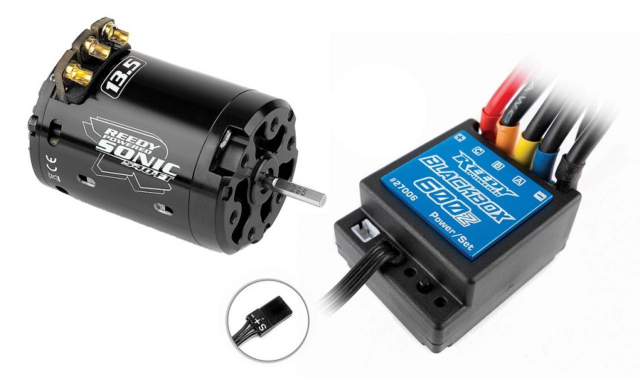Reedy Blackbox 600Z ESC & Sonic 540-FT Combos (1)