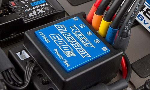 Reedy Blackbox 600Z Zero-Timing ESC