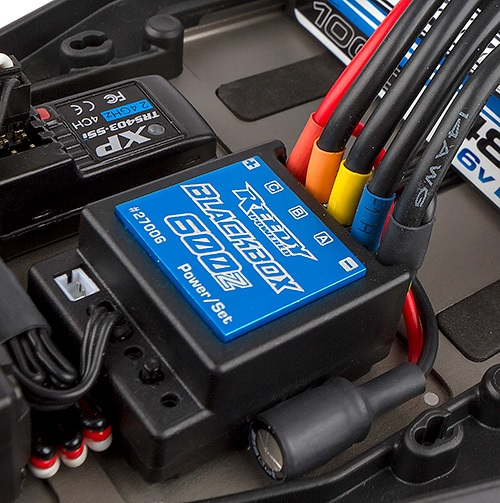 Reedy Blackbox 600Z Zero-Timing ESC (1)