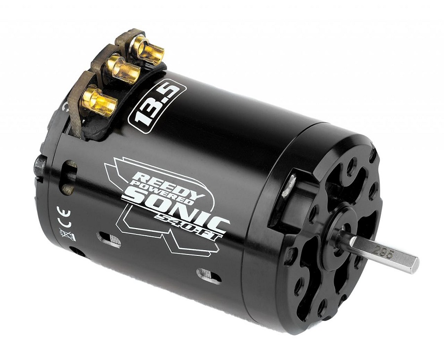 Reedy Sonic 540-FT Fixed-Timing Competition Brushless Motors (1)