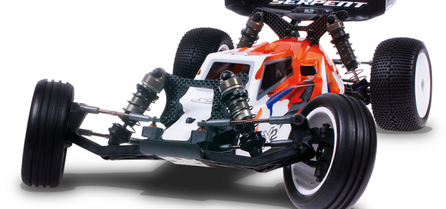 Serpent Spyder SRX2 MHT Team Edition Buggy Kit