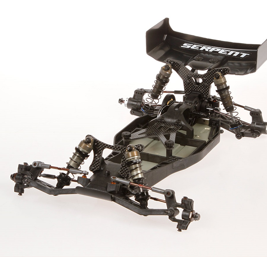 Serpent Spyder SRX2 MHT Team Edition Buggy Kit (1)
